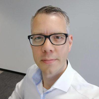 pasfoto Arend Zwaneveld 2018