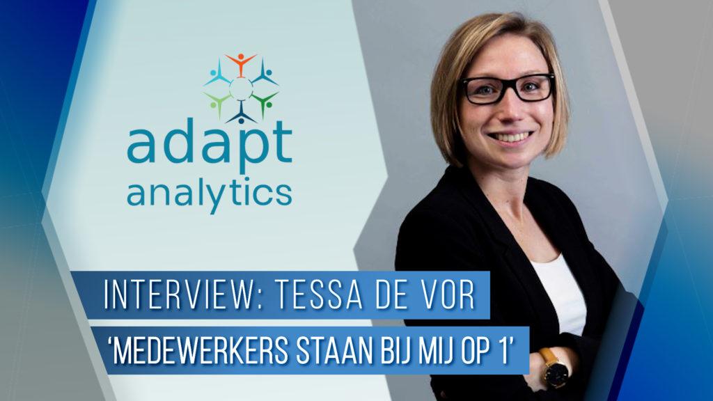 Tessa de Vor Managing Director